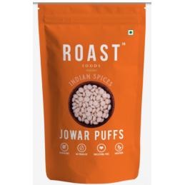 Jowar Puffs Indian Spices...