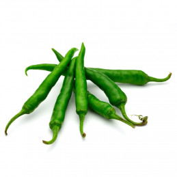 Green Spicy Chilli
