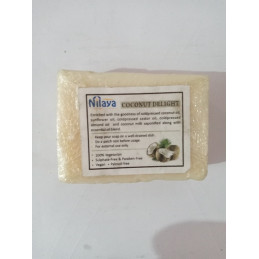 Nilaya Coconut delight soap...