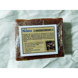 Nilaya Nutty Cream Soap