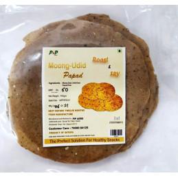 Moong-Udid Papad (10 Pc) - PIP