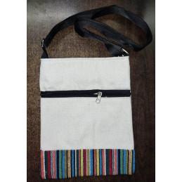 Canvas Sling Bag (H*L-10*7.5)