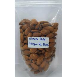 Almond / Badam Bold (250 gm)