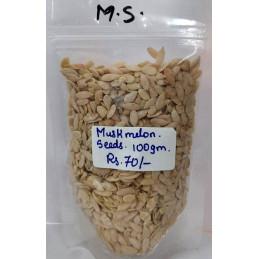 Muskmelon Seeds (100gm) -...
