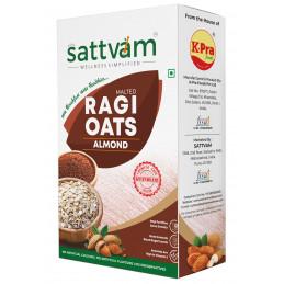 Ragi Oats Almond (200 gm) -...