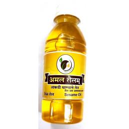 Sesame Oil (200 ml) - Amal...