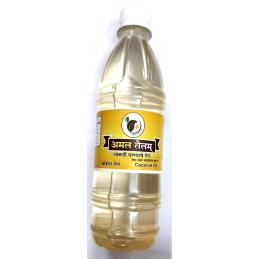 Coconut Oil (500 ml) - Amal...