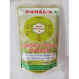 Pabal's Moringa Powder 100g