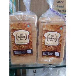 Brown Bread (Lokwan wheat)