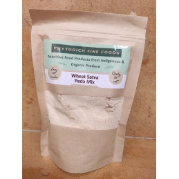 Wheat Satva Peda Mix  (250 gm)