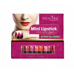 Mini Lipstick Set 7 shades...