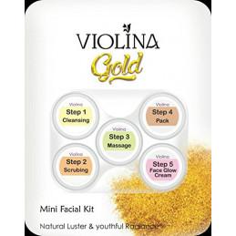 Mini Facial Kit Gold (25...