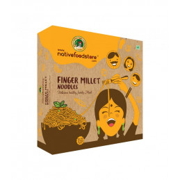 Finger Millet Ragi Noodles...